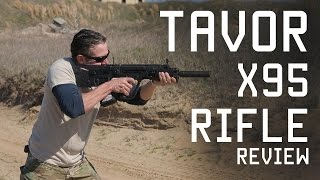 Special Forces Assaulter Discusses the Tavor X95 Rifle | Tactical Rifleman