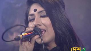 Aka Achi by Bunokriti Band Live Performed @ Desh Tv Live