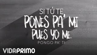 Ñejo - Ponte Pa' Mi ft. Jamby