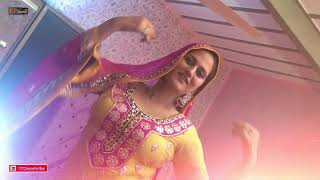 MANAHIL PERFORMING MEHNDI SONG IN HOUSE 2017