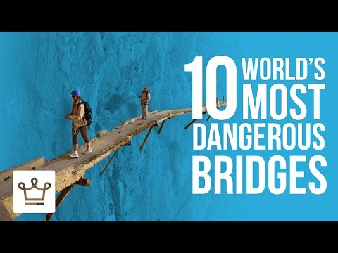 10 Most Dangerous And Deadly Pedestrian