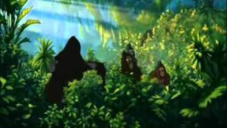 Tarzan Soundtrack - You'll be in my heart by Phil Collins