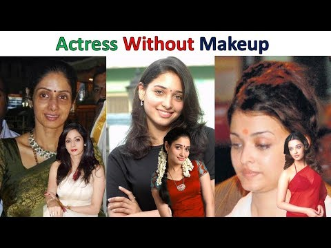 South Indian Actress Without Makeup