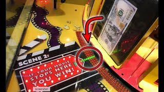 WON $100 BILLS FROM THIS ARCADE GAME! | JOYSTICK