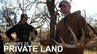 Shed Hunting with Ted Miller - Part 1 | The Hunting Public
