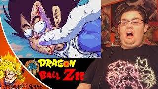Dragon Ball Zee (18+) 1&2 REACTION!!!