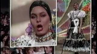 Miss Universe 1986 - Opening Number