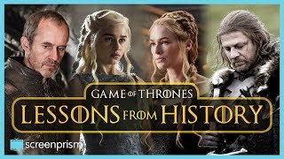 Game of Thrones: Lessons From History