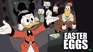 """DuckTales"" Easter Eggs - one dozen hidden references from the new Disney XD reboot pilot episode"