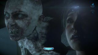 Until Dawn: All Cutscenes of Best Ending All Survived(PS4/1080p)