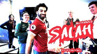 EXCLUSIVE: Hanging out with Salah | #ForFansOnly | Astro SuperSport