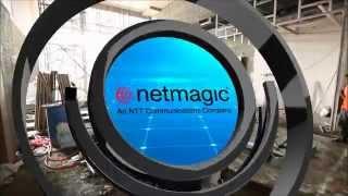 Making of India's Largest Data Center in Mumbai – Netmagic Mumbai DC5