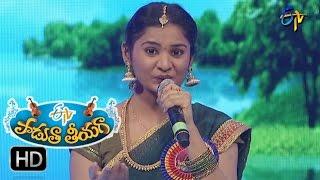 Tellavaraka Munde Song | Sai Harika Performance in ETV Padutha Theeyaga | 15th January 2017