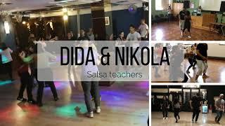Dida & Nikola - Salsa / Rumba / Afro / Reggaeton