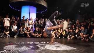 George vs Roo | R16 KOREA 2013 x STRIFE. | Pre-party eliminations