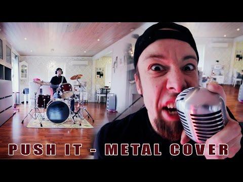 Push It (metal cover by Leo Moracchioli)