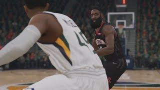 Houston Rockets vs Utah Jazz NBA Playoffs   NBA LIVE Game 4 Rockets vs Jazz 4/22/2019