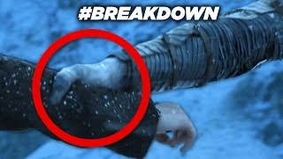 Game of Thrones Season 6 Episode 5 ANALYZED! - 6x05 - The Door - Bran Time Travel EXPLAINED