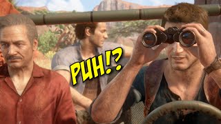 PEEPING OUT THE PUH? [UNCHARTED 4] [#06]