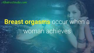─►How To Give Her Breast Orgasms {Nipple Orgasm} ★ AlbatrozStudio