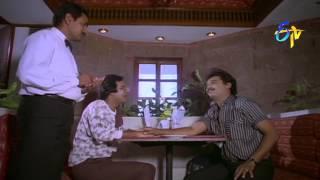 Jabardasth Masti - Manasu Mamatha - Subhalekha Sudhakar and Naresh Hotel Comedy Scenes