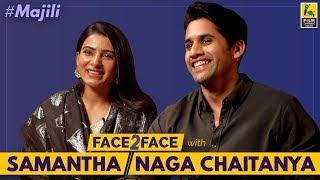 Naga Chaitanya And Samantha Interview With Baradwaj Rangan | Face 2 Face