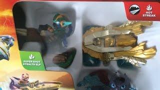 Introducing Golden Hot Streak - Variant - Skylanders SuperChargers