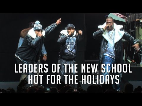 Xxx Mp4 Leaders Of The New School At Hot For The Holidays 3gp Sex