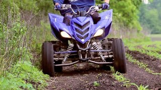 Raptor 700R Riding Movie