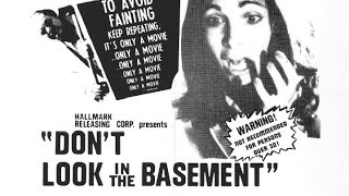 THE FORGOTTEN a.k.a DON'T LOOK IN THE BASEMENT full movie 1973