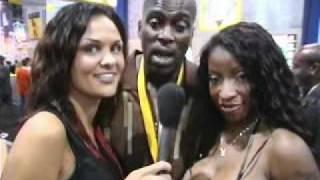 Vanessa Blue & Lexington Steel Give An Interview