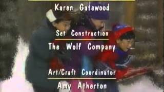 Barney What a World We Share Credits (1999)