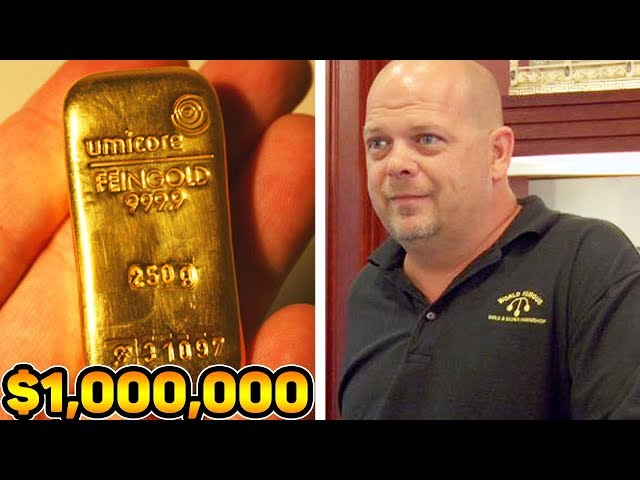 The Most Expensive Buys on Pawn Stars