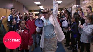 Dance Moms: Cathy with a Megaphone (Season 5 Flashback) | Lifetime