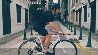 Pushme - Your bike. Reinvented.