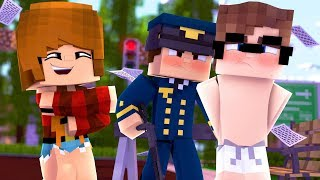 Minecraft Private - GETTING ARRESTED ??? (Minecraft Roleplay)