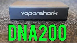 Vapor Shark DNA200 ~ Vaporshark.com