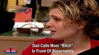 Dad Calls Mom A