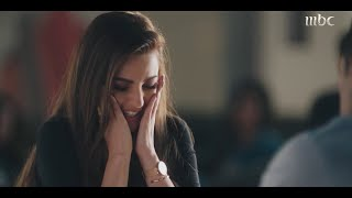 #نسر_الصعيد | زين يعبر عن حبه لفيروز ويطلب يدها للزواج