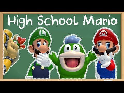 Xxx Mp4 SMG4 High School Mario 3gp Sex
