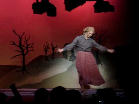 Fiddler On The Roof, Amy (Chava) ballet solo