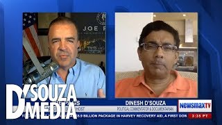 AWESOME: D'Souza busts the tactics of Antifa and the fascist Left wide open