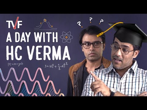 TVF's A Day with HC Verma | E03