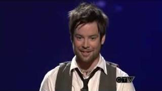 David Cook - Top 7 Always Be My Baby Performance