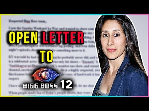 Xxx Mp4 Teejay Sidhu's OPEN LETTER For Karanvir Bohra's INSULT In Bigg Boss 12 3gp Sex