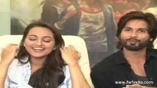 R Rajkumar Public Review   Hindi Movie   Shahid Kapoor, Sonakshi Sinha, Sonu Sood, Prabhudeva