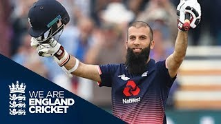 Moeen Ali: Everything Just Came Off For Me - England v West Indies 3rd ODI 2017