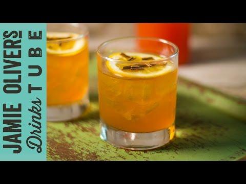 A Scotchwork Orange featuring World of the Orange | Cocktail Request Week