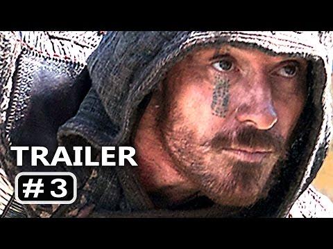 ASSASSIN'S CREED Movie Trailer # 3 (2016)