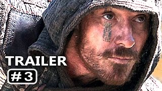 ASSASSIN'S CREED Movie Trailer # 3 (2016)
